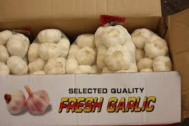 80% of Garlic Imported from China Worldwide is Tainted with  Noxious Chemicals